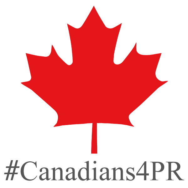 Canadians for Proportional Representation